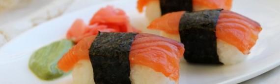 Нигири — суши рецепт в домашних условиях