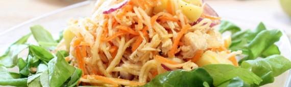 Салат с сельдереем рецепты с фото
