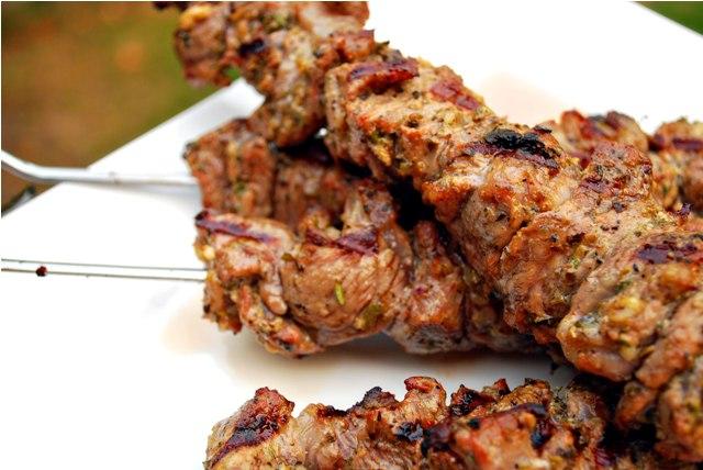 Lamb Kebab 6