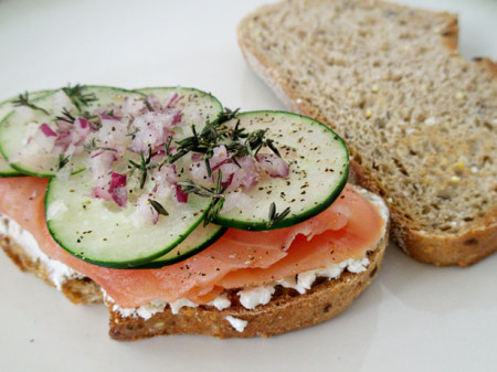 Smoked-Salmon-Sandwiches
