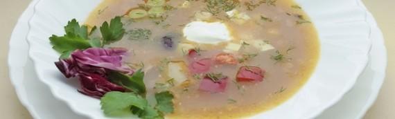 Овощной суп минестроне рецепт классический