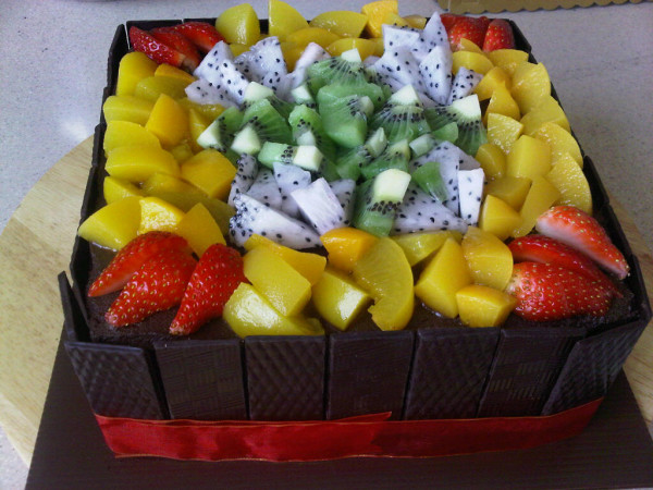Fruit-Decorated