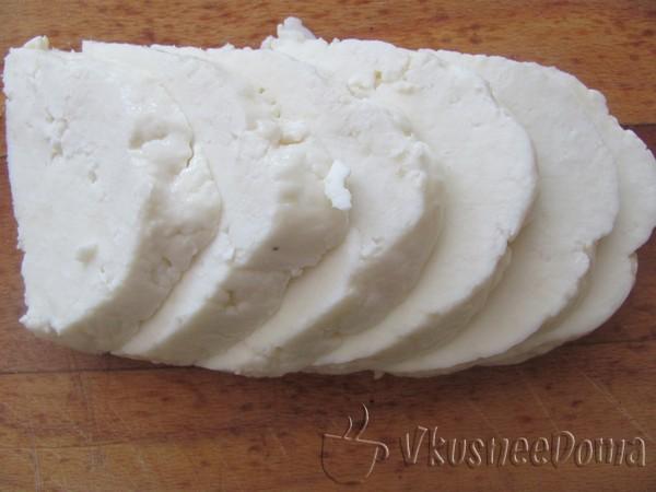 Жареный адыгейский сыр рецепт с фото