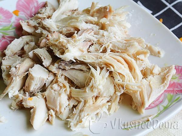 лапша куриная рецепт пошаговый с фото