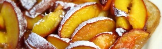Итальянское пирожное без выпечки «Фруктовая мозаика»