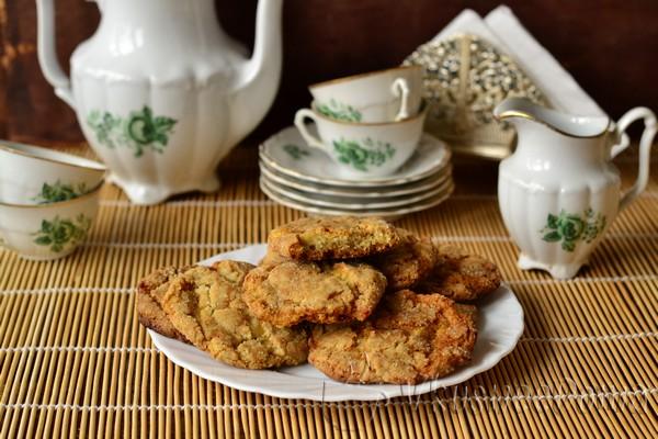 Медово - имбирное печенье рецепт с фото