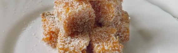 Домашний рахат лукум рецепт с фото из моркови
