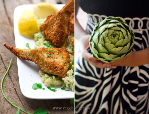artichoke-inn-hand-and-fried-artichoke