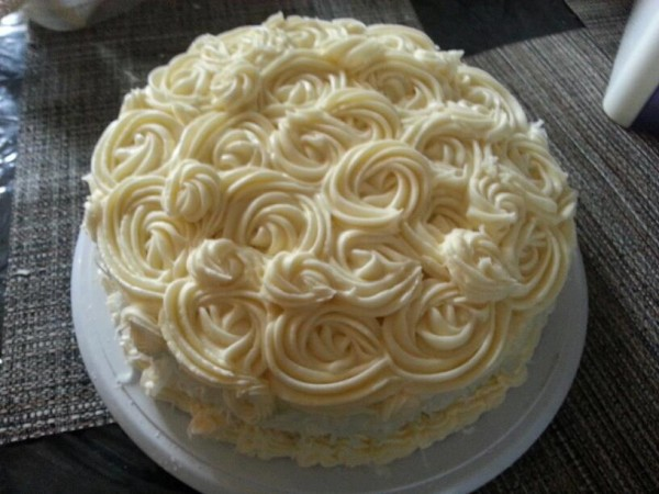 Butter-cream-Rossetes-cake