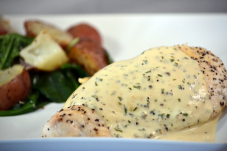 Sauteed-Chicken-in-Mustard-Cream-Sauce