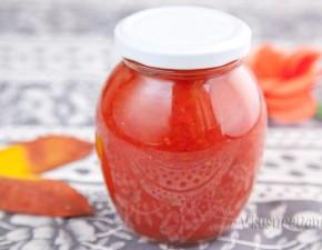 Кетчуп из помидор на зиму рецепты с фото