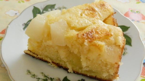 Пирог с дыней рецепт с фото