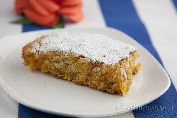 Морковный пирог лучший рецепт с фото пошагово