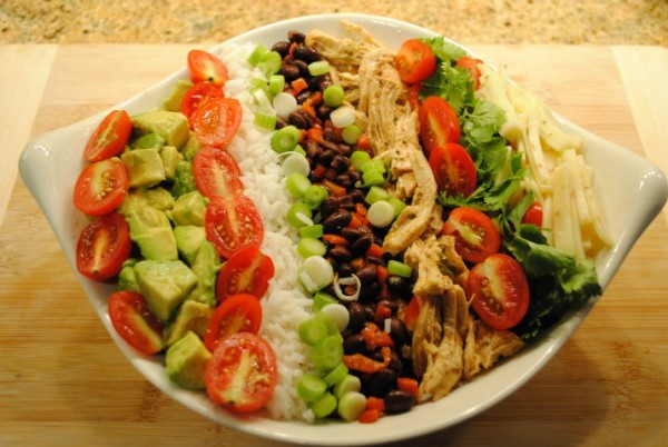 Texas-Caviar-Rice-Beans-and-Chicken-My-Slice-of-the-Apple (1)