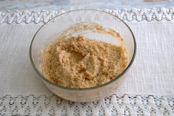 Салат из печени сыра и яблок рецепт