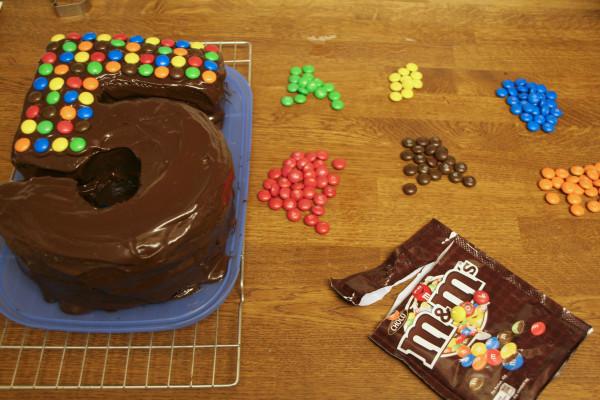 Торт своими руками видио