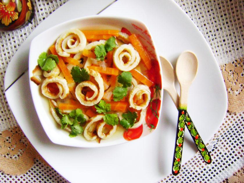 Вкусный овощной суп рецепт без мяса 13
