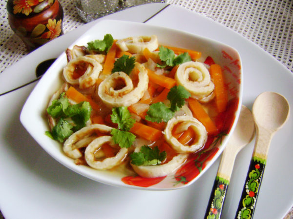 рецепты супов азиатская кухня с фото