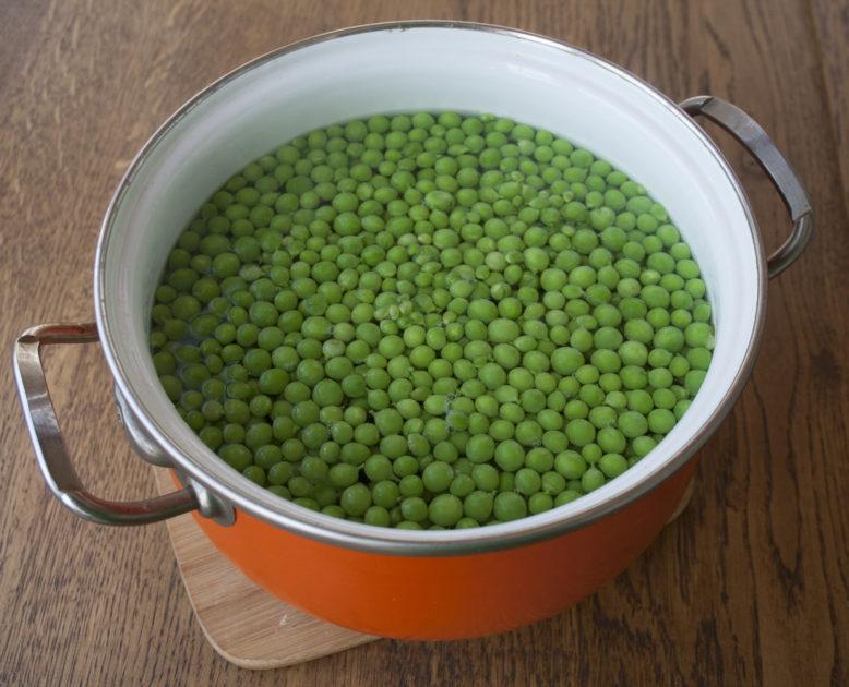 Рецепт зеленого горошка консервированного в домашних условиях 789