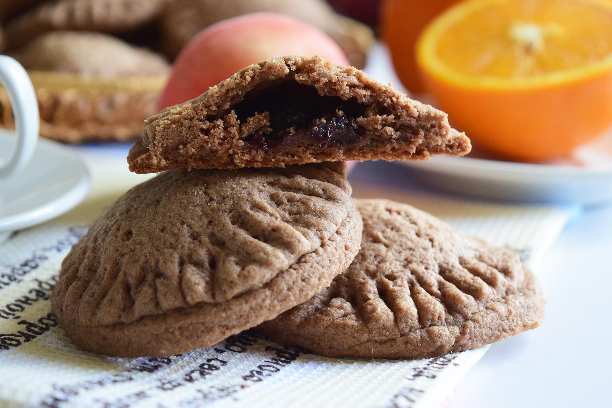 Печенье на сковороде рецепт с какао