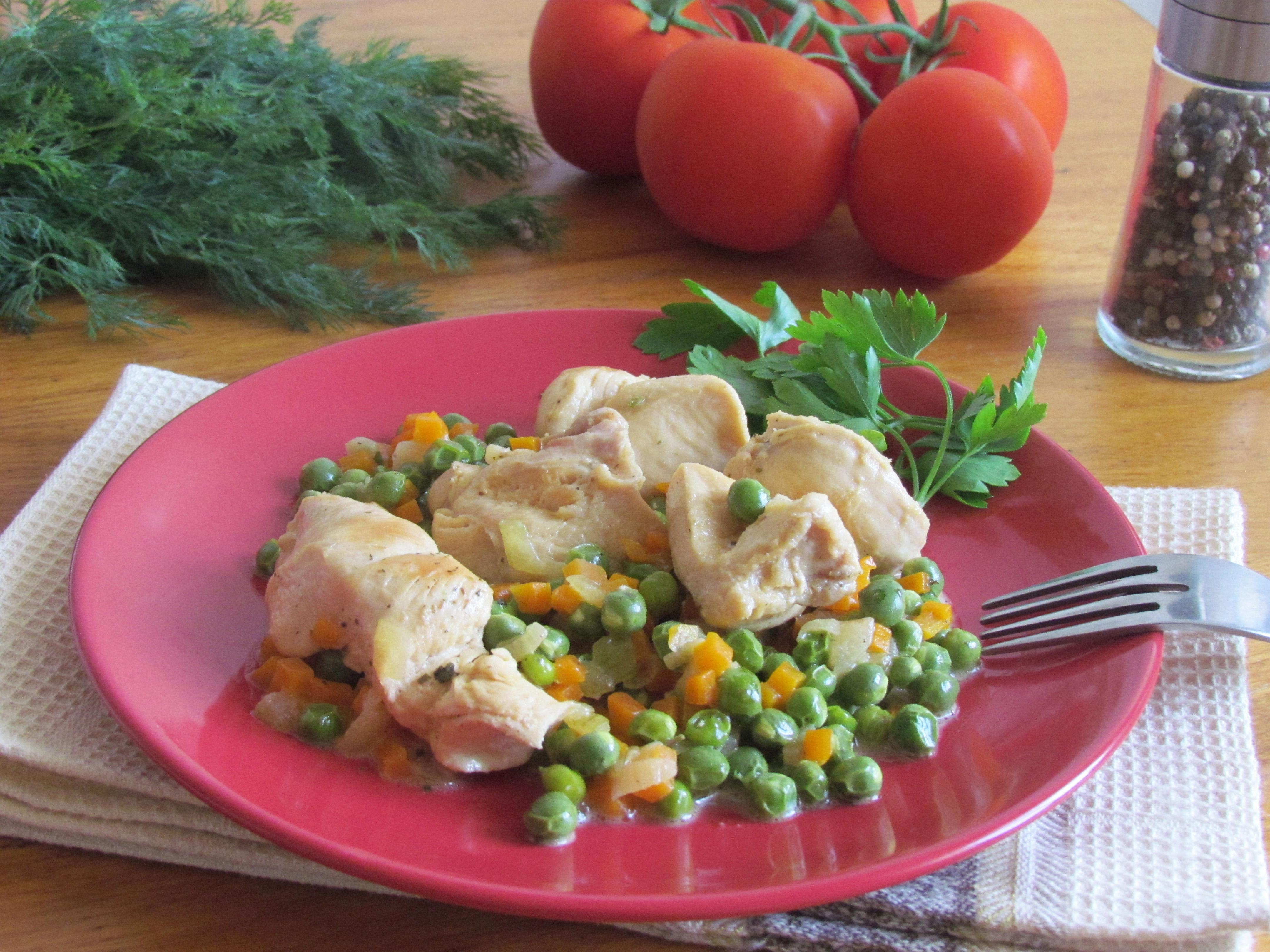 рецепты приготовления филе бедра курицы