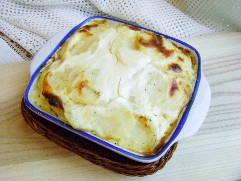 Картошка по-французски рецепт пошагово