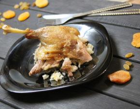 Примавера - индоутка в духовке рецепт с фото