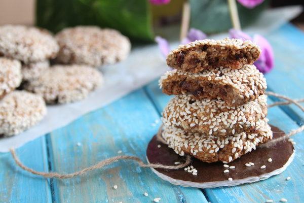 овсяное печенье с финиками рецепт с фото