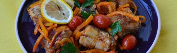 Загадочная путассу рецепты приготовления на сковороде