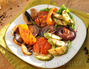 Кабачки рецепты с фото пошаговыми