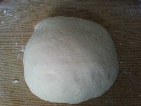 Тесто для вареников с вишней