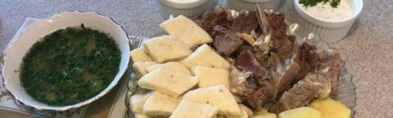 Аварский хинкал: как приготовить вкусное блюдо восточной кухни