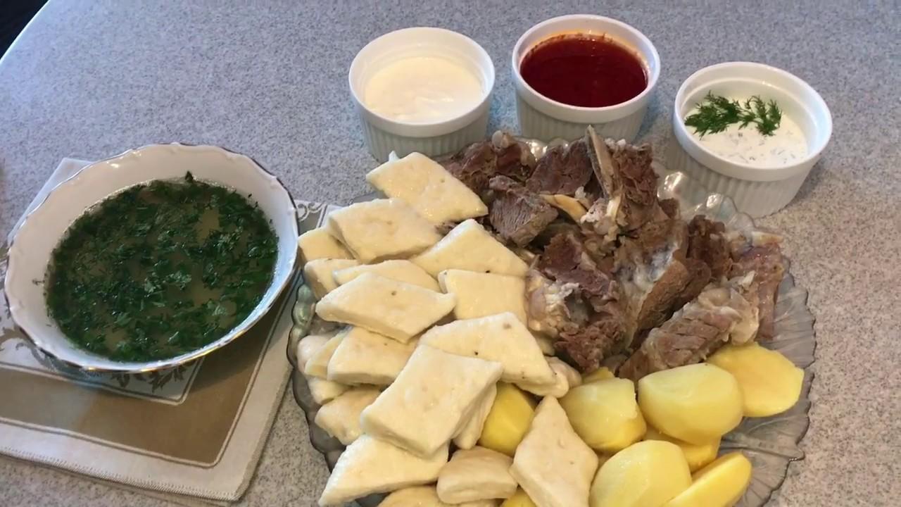 Аварский хинкал рецепт с фото в домашних