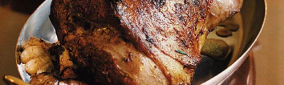 Рецепты блюд из бараньей ноги, запечённой в духовке: секреты приготовления