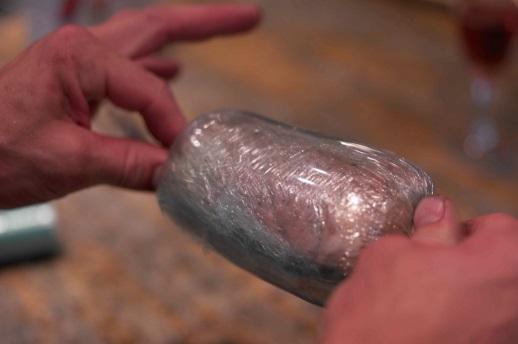 Подготовка продуктов для вителло тоннато