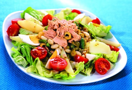 Салат для вителло тоннато