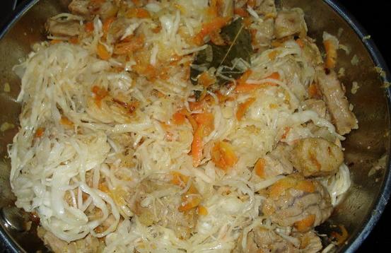 Добавить в блюдо капусту