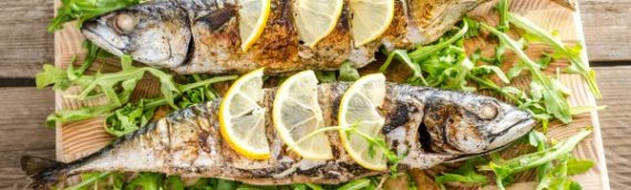 Запеченная скумбрия — вкусно и полезно
