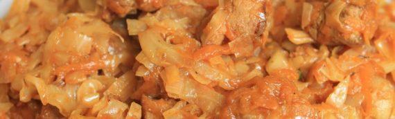 Бигус по-польски — пошаговый рецепт