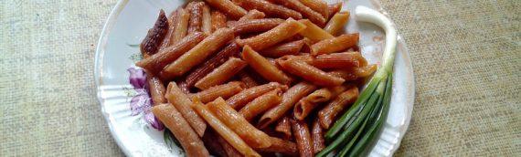 Как приготовить быстро, вкусно и оригинально жареные макароны: рецепты с фото