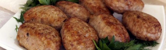 Классический рецепт вкусных мясных котлет
