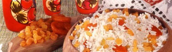 Рецепт поминальной кутьи с рисом