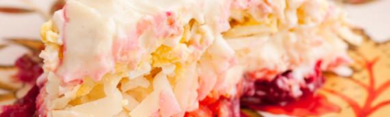 Салат сельдь под шубой рецепт классический