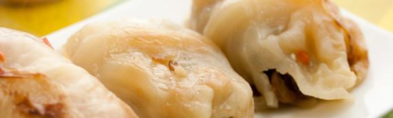 Голубцы с грибами и рисом рецепт с фото