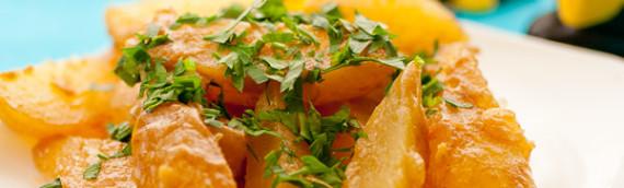 Картошка в соевом соусе сладко-горчичном