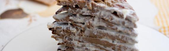 Печеночный торт из говяжьей печени пошаговый рецепт