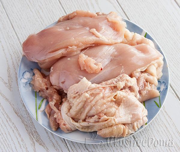 куриное мясо для котлет