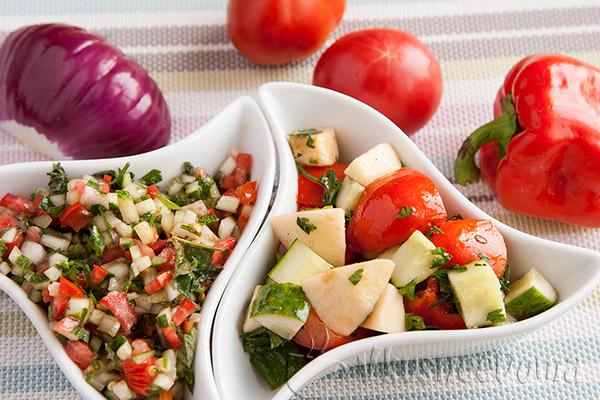 салат арабо-американский
