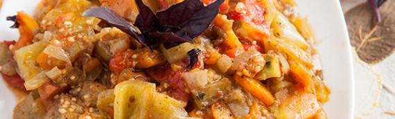 Ароматнейшее овощное соте рецепт с фото