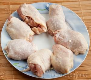 куриные голени без кости